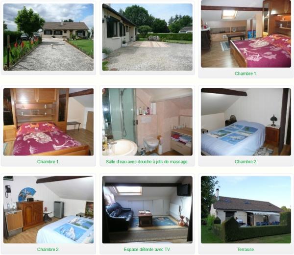Chambres d'hôtes à Saint-Eloi-de-Fourques, route de la Cambe