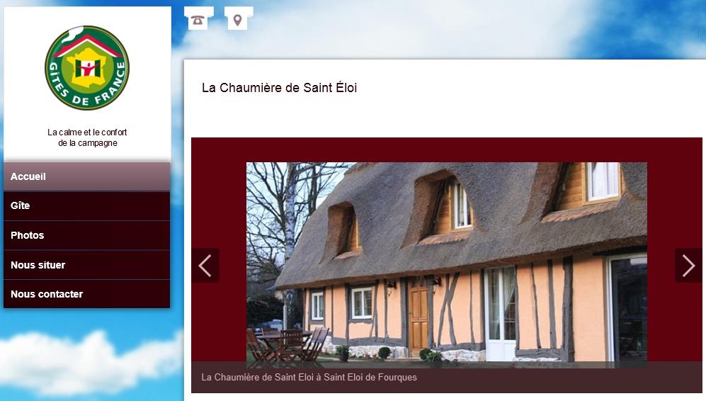 Gîte la Chaumière de Saint Eloi à Saint Eloi de Fourques
