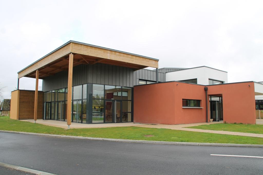 La salle d'activités de Saint-Eloi-de-Fourques