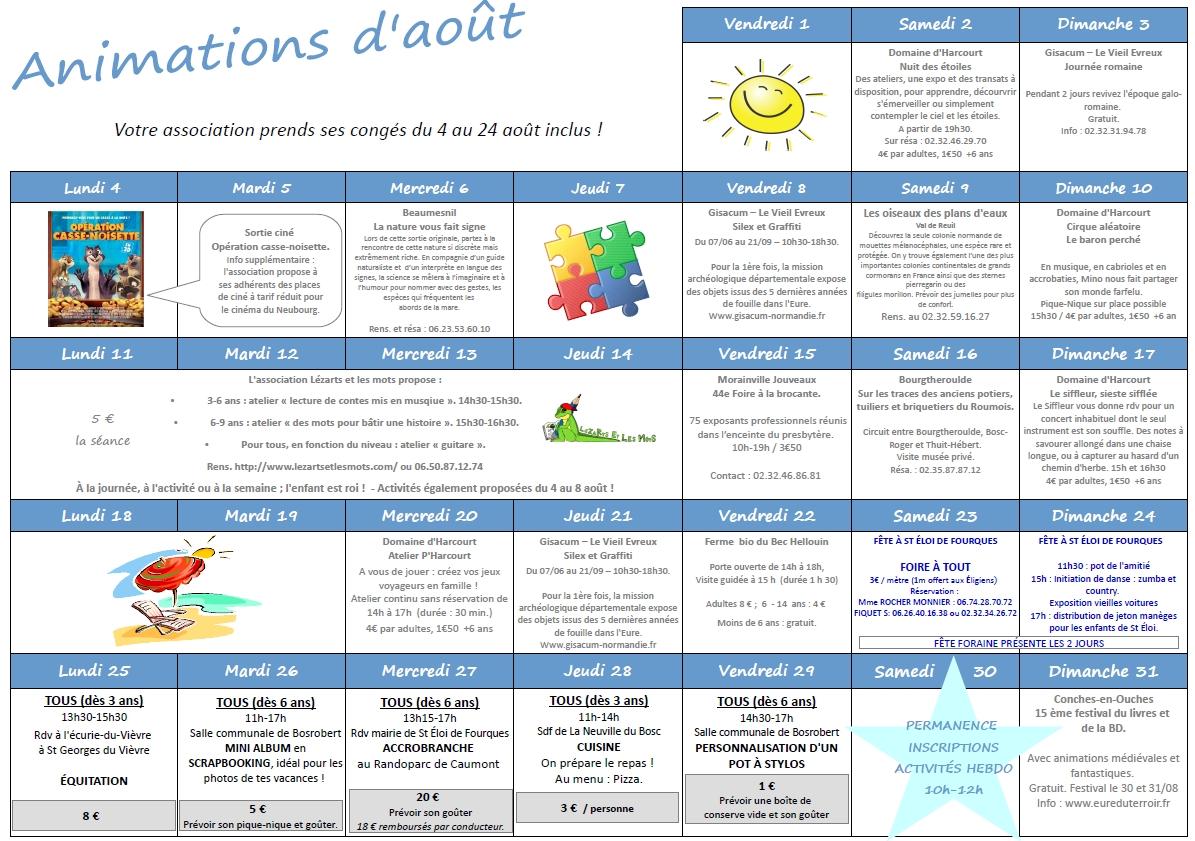 programme-tic-tac-aout-2014