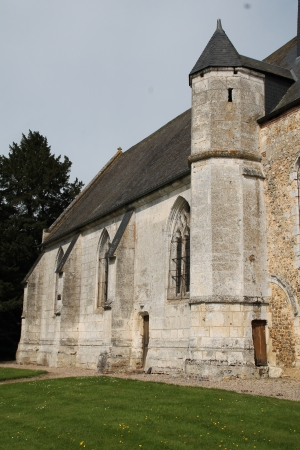 Eglise de Saint-Eloi-de-Fourques